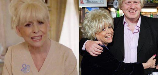 Barbara Windsor urges Boris Johnson to tackle UK's dementia care