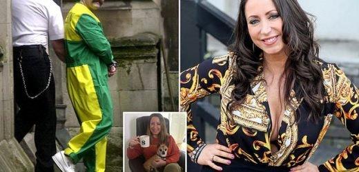 Paula Williamson was found unconscious next to 'white powder'