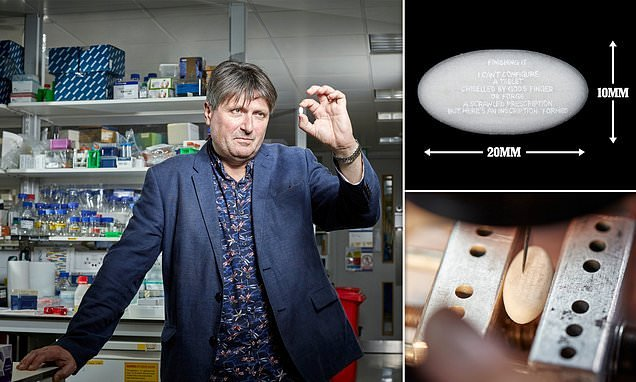 Laureate's lines of hope in the search for a cure for cancer
