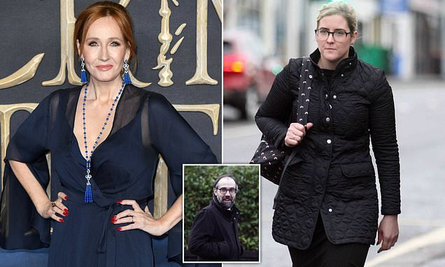 Personal assistant who defrauded JK Rowling of £19,000 goes bankrupt