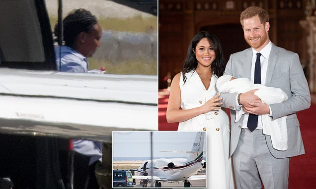 Prince Harry and Meghan hire third nanny for baby Archie
