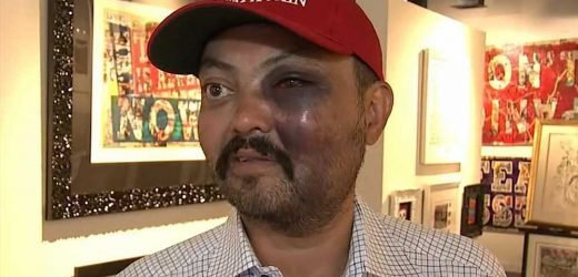 Man claims he was attacked for wearing MAGA hat in Manhattan