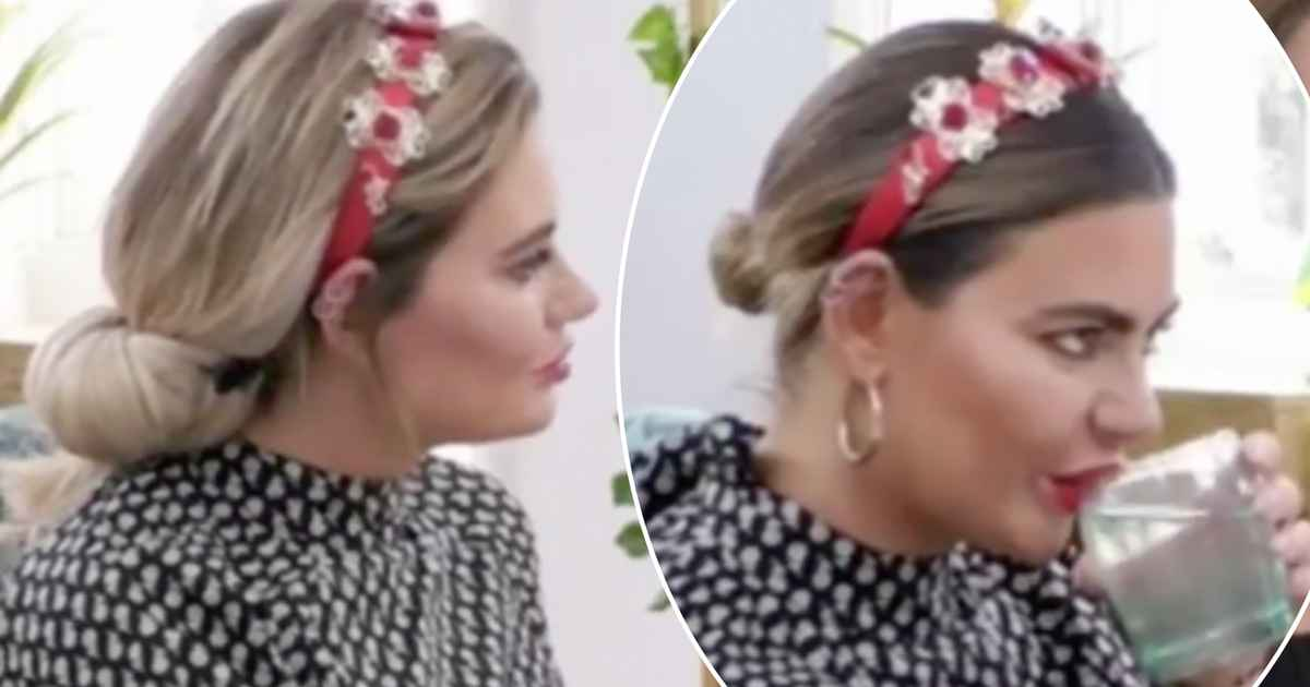 Celebs Go Dating viewers baffled as Megan Barton Hanson's hair and earrings change in editing blunder
