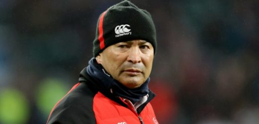 Barrett's Bledisloe Cup red card 'ridiculous': Eddie Jones