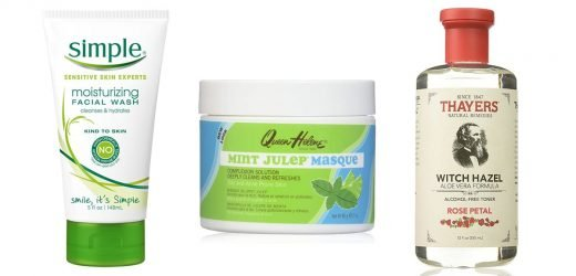 These Are the 15 Skincare Products Great For College Students, All Under $20