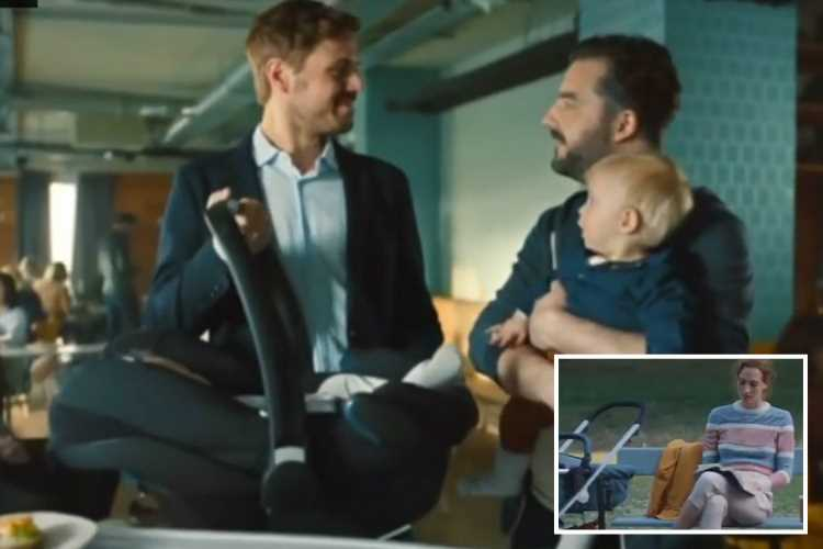 Volkswagen and Philadelphia Cheese adverts first to be banned for breaking gender stereotyping rules in UK – The Sun