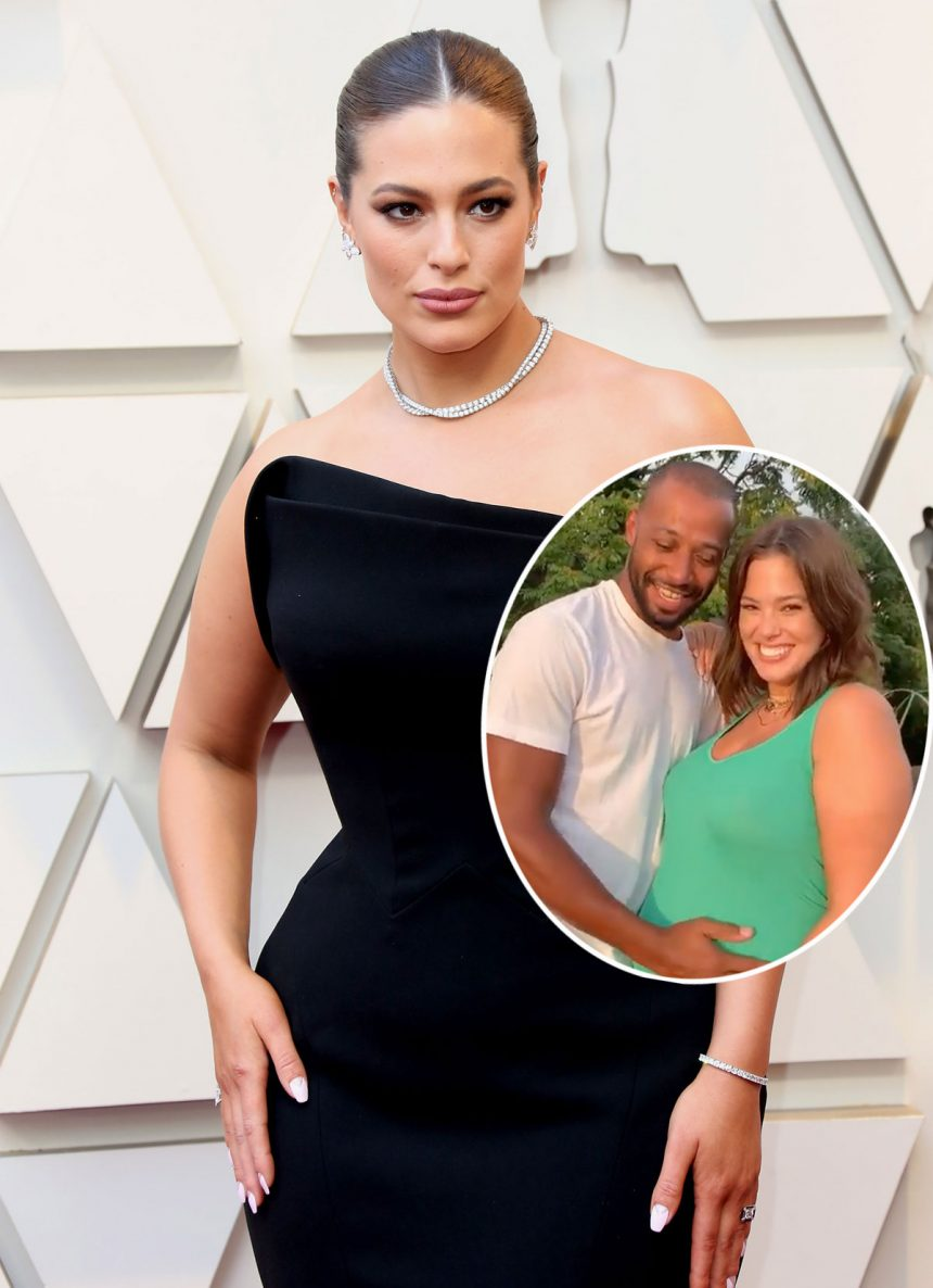 Ashley Graham Is Pregnant With Her First Child!
