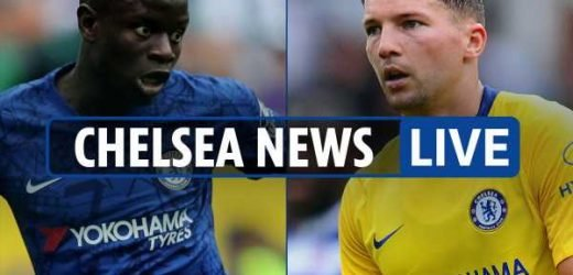 10.45am Chelsea transfer news LIVE: Kante staying, Drinkwater loan, Barkley scores late penalty in Monchengladbach draw – The Sun