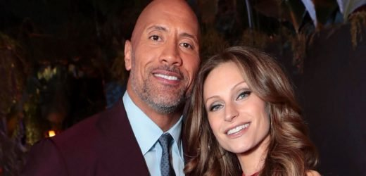 Dwayne 'The Rock' Johnson & Lauren Hashian Married In Hawaii
