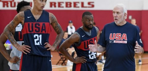 Twitch Becomes Exclusive Streaming Destination for USA Basketball Games
