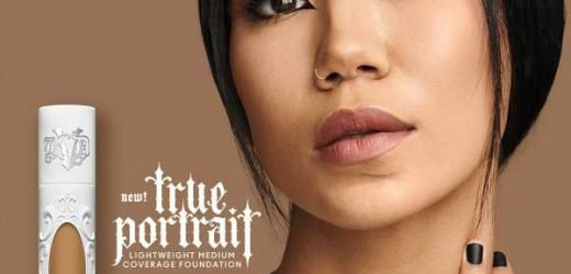 Jhene Aiko Is the Face of Kat Von D Beauty's Newest Product