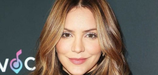 Katharine McPhee's Fave Products Include a $25 2-in-1 Lippie