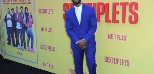 Who Are The 'Sextuplets' Marlon Wayans Plays In His Netflix Movie?