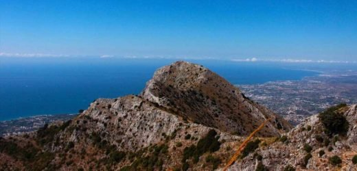 Brit hiker found dead after climbing Marbella mountain before frantically calling family begging for help – The Sun