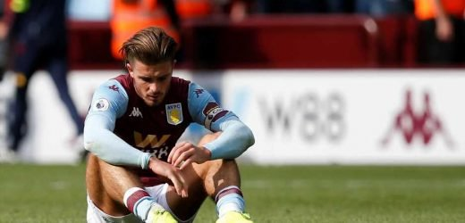 Aston Villa brought down to earth by Bournemouth as Jack Grealish becomes first player to lose 20 consecutive Prem games – The Sun