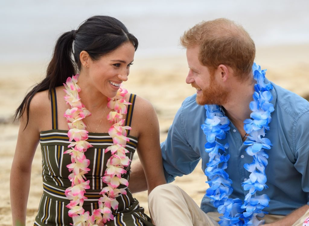Prince Harry and Meghan Markle Took a Secret Trip to Ibiza With Baby Archie