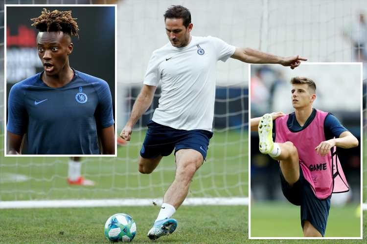 Lampard insists Chelsea kids can overcome daunting Liverpool challenge and win Super Cup – The Sun