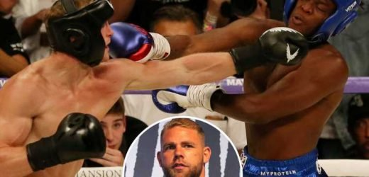 KSI and Logan Paul to turn pro for rematch with Billy Joe Saunders on undercard – The Sun