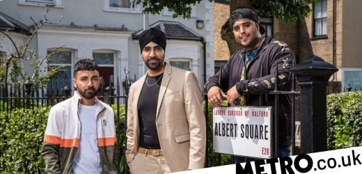 EastEnders reveals new Sikh family who clash with another Walford clan