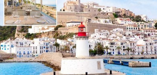 Brit tourist, 42, thrown in cell after 'refusing to pay for £640 bottle of champagne' he ordered 'accidentally' in Ibiza – The Sun