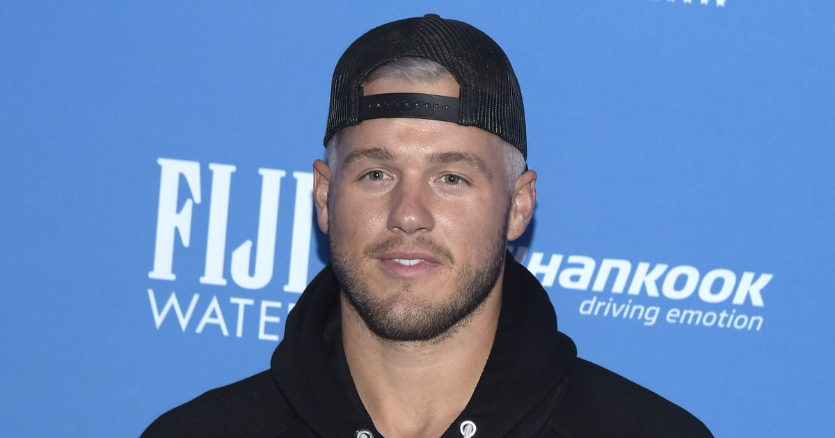 Colton Underwood Dyed His Hair Bleach Blond With a Hint of Silver, and He Looks . . . Good