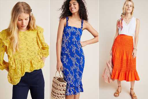 Exactly What to Buy From 6 Can't-Miss Fashion Sales Happening This Labor Day Weekend