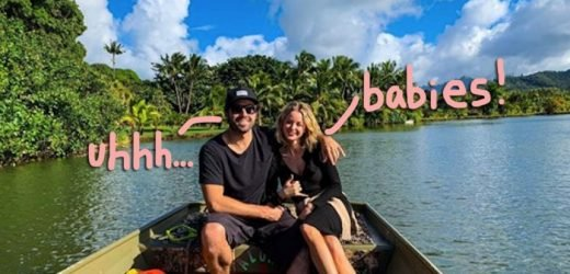 Kaitlynn Carter & Brody Jenner Were 'On Different Pages' About Having Kids Before Splitting U