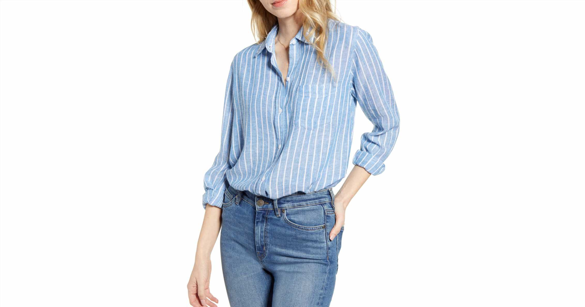 This Super Soft Rails Shirt Is Under $100 and Comes in So Many Prints