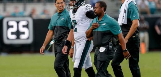 NFL preseason: The Eagles are running out of quarterbacks
