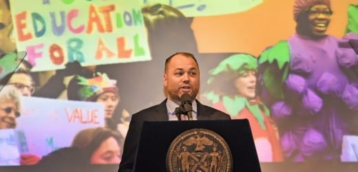 "Corey Johnson: ""Access to nutritious food is a human right"""