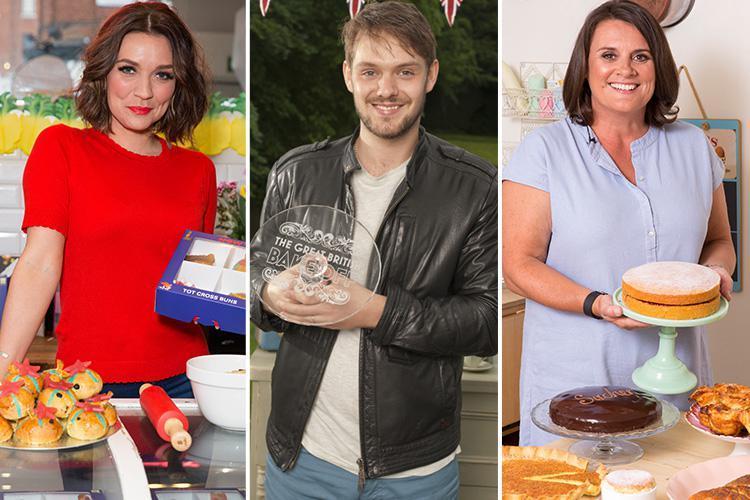 Every Great British Bake Off winner – from Nadiya Hussain to Candice Brown