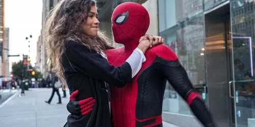 'Spider-Man: Far From Home' Adds New Action Scene For Labor Day Weekend