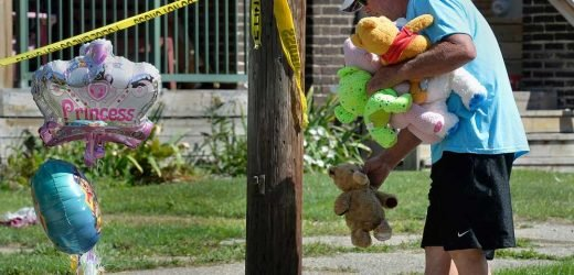Firefighter lost three kids in Pennsylvania day care fire