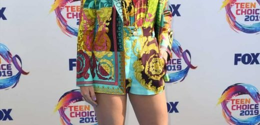 The prettiest looks from the 2019 Teen Choice Awards