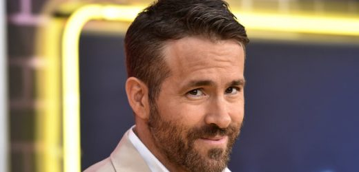 """Ryan Reynolds Called This Super Sweet Gift the """"Greatest Present"""" Blake Lively's Ever Given Him"""