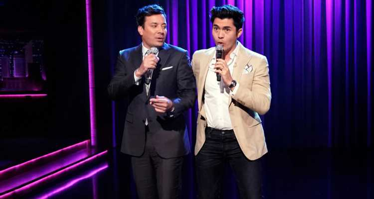 Henry Golding Serenades 'Tonight Show' with Marvin Gaye's 'Sexual Healing' – Watch Here!