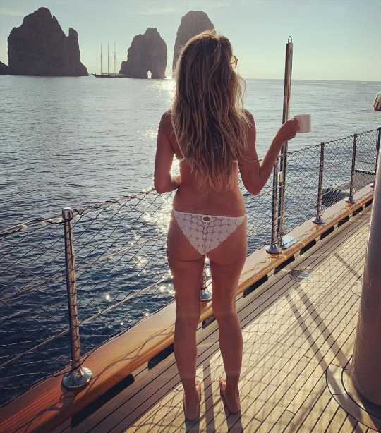 Fans think that Heidi Klum, 46, is in a 'midlife crisis' because of her revealing Instagram pics
