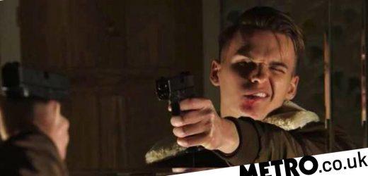 Hunter kills again as he returns to EastEnders?