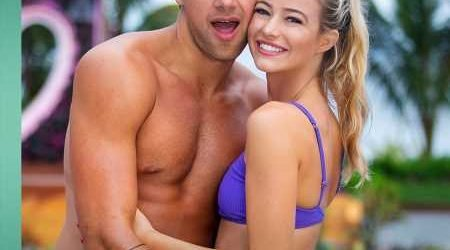 Love Island Winners Zac and Elizabeth Dish on Their Instant Connection and Plans for the Future