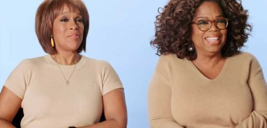 Besties Oprah Winfrey and Gayle King Hilariously Guess the Meaning of Today's Slang Words