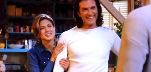 Friends Actor Who Played Rachel's Boyfriend Paolo Admits He Made Up Most of His Italian Lines
