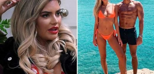 Megan Barton Hanson hits back at ex Wes Nelson after he mocked her with comment under sexy picture of his Love Island girlfriend Arabella Chi