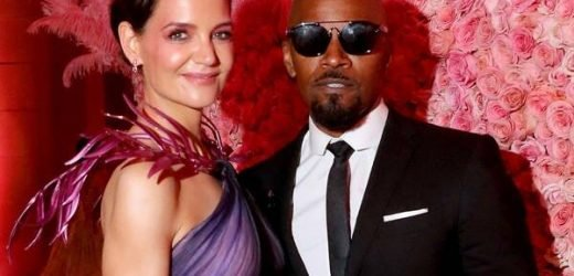 Katie Holmes and Jamie Foxx Split After He's Spotted With Sela Vave