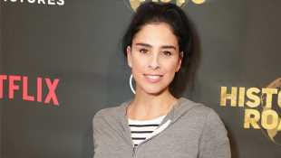 Sarah Silverman Reveals She Was Fired From A Movie After Wearing Blackface: 'I Didn't Fight It'