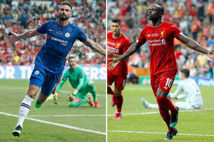 Super Cup – Liverpool 1 Chelsea 1 LIVE: Mason Mount has late strike ruled out for offside as extra-time beckons in Istanbul – The Sun