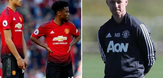 Man Utd starlets Gomes and Greenwood could 'set alight' Prem this season reckons ex-youth coach Butt – The Sun