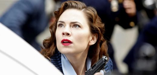 Marvel Confirms Peggy Carter Will Become Captain America in New Series