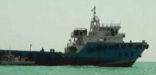 Iran says oil aboard tanker pursed by US sold to mystery buyer