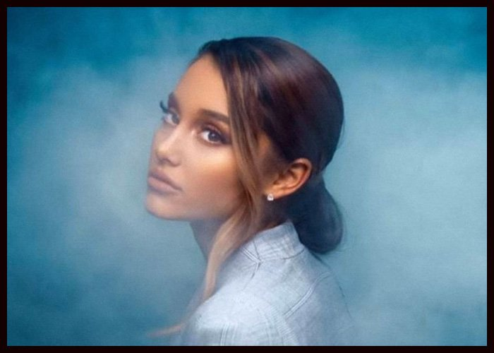 Ariana Grande Celebrates Anniversary Of Signing With Republic Records