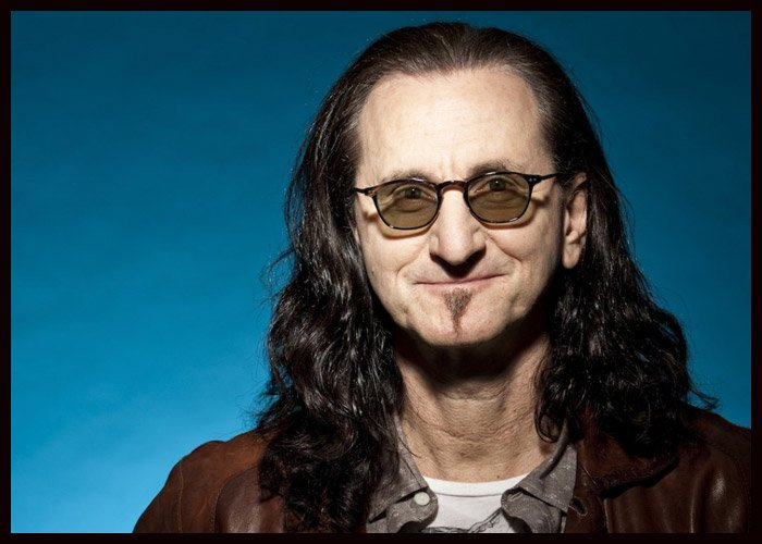 Geddy Lee Admits Parts Of Book Will Only Appeal To Bass Nerds